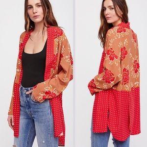 Free People Kimono NWT